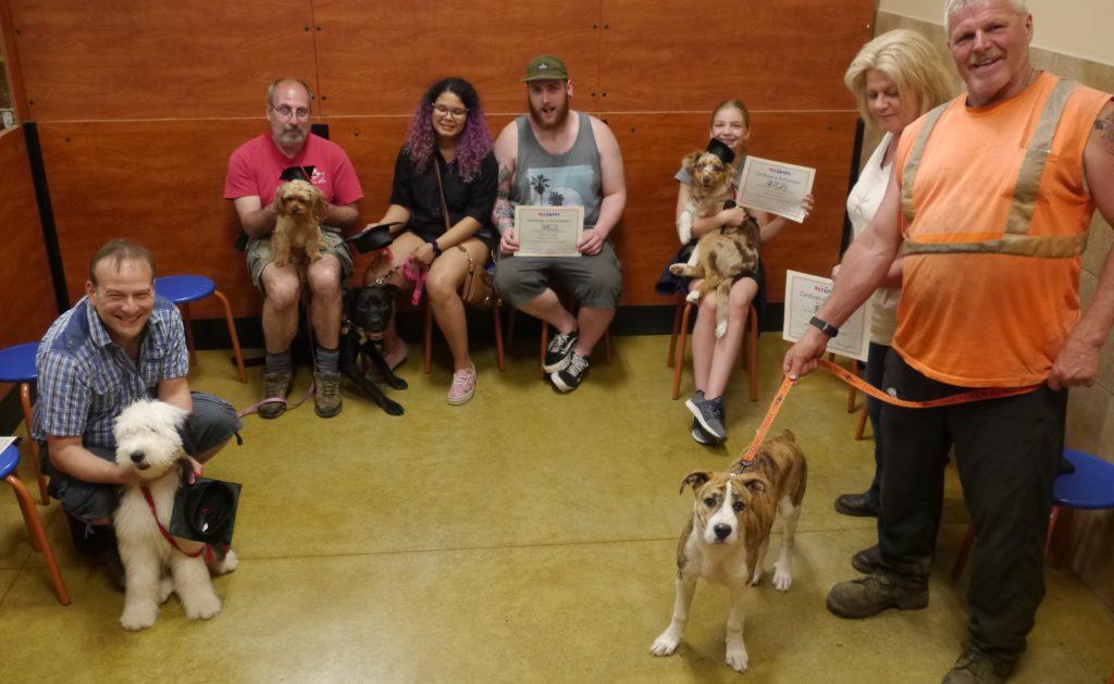 dog training puppy class may 2019